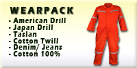 Wearpack, Coverall
